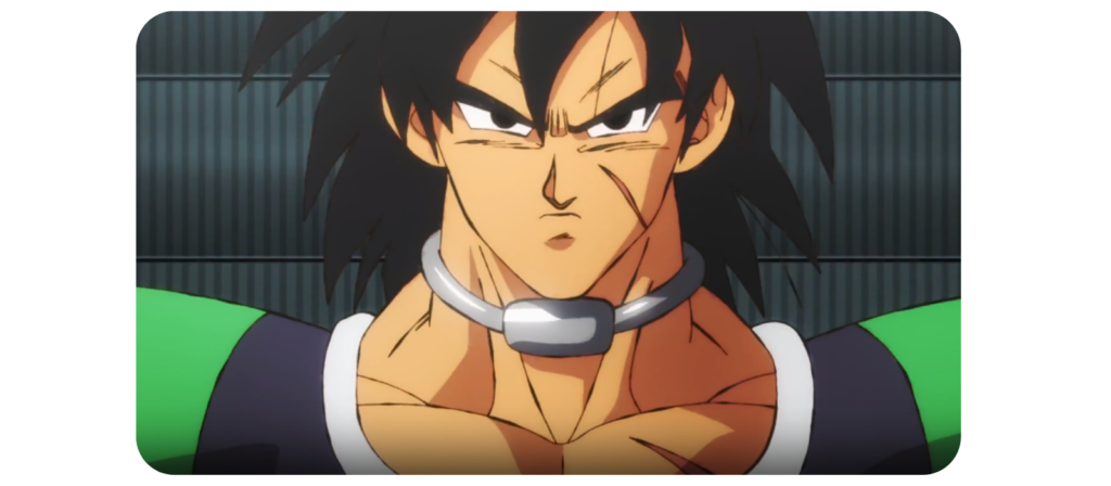 collier a broly